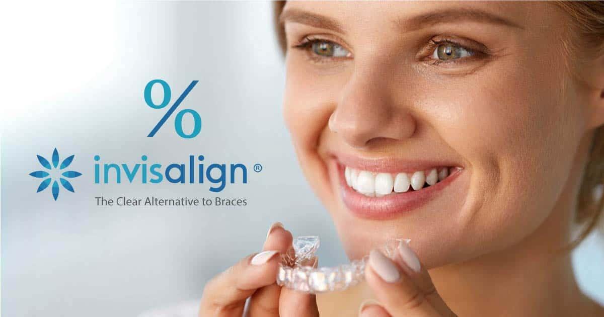 Красива усмивка с Invisalign®